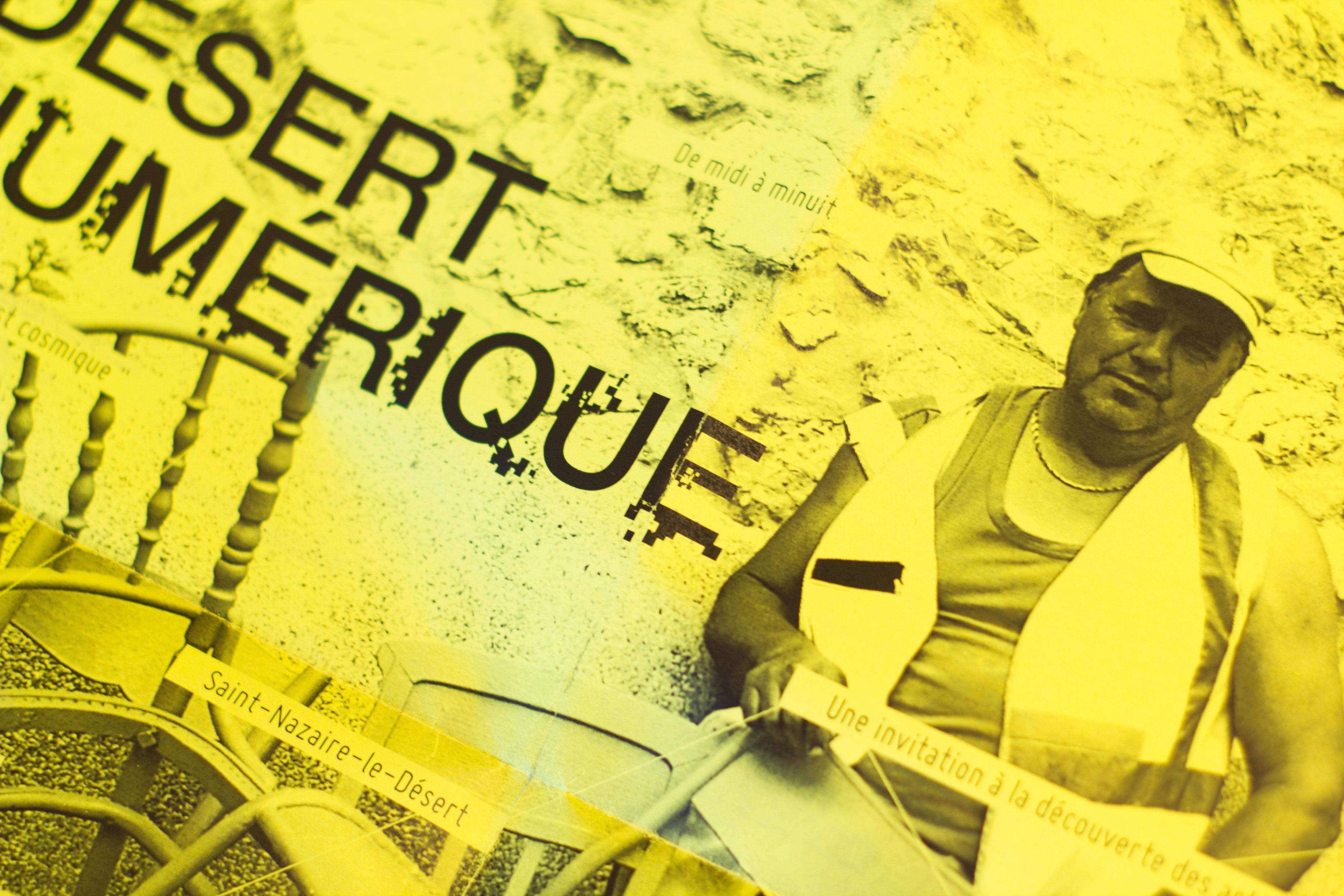 Désert Numérique 2010 #1