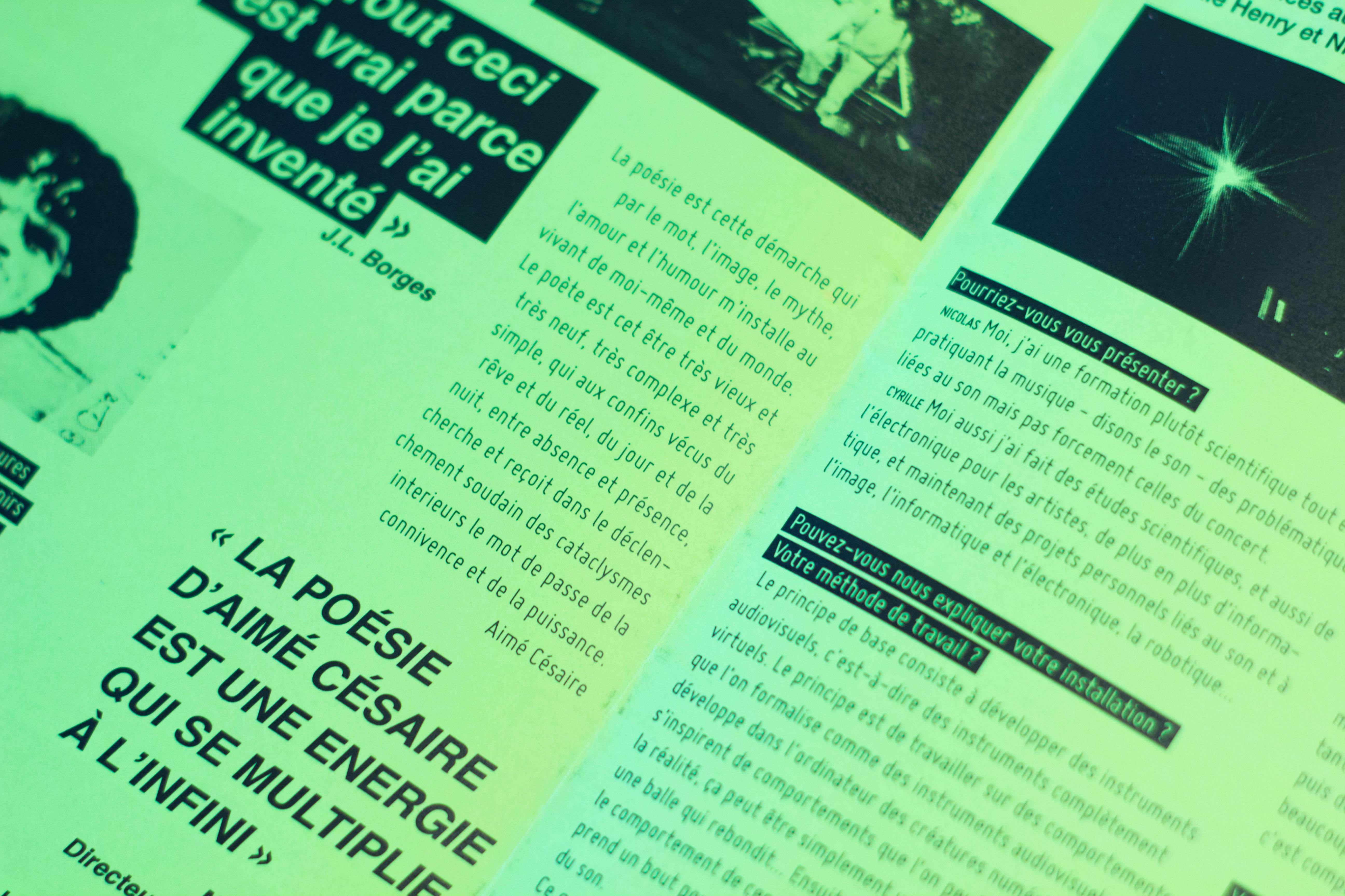 Désert Numérique 2010 #2