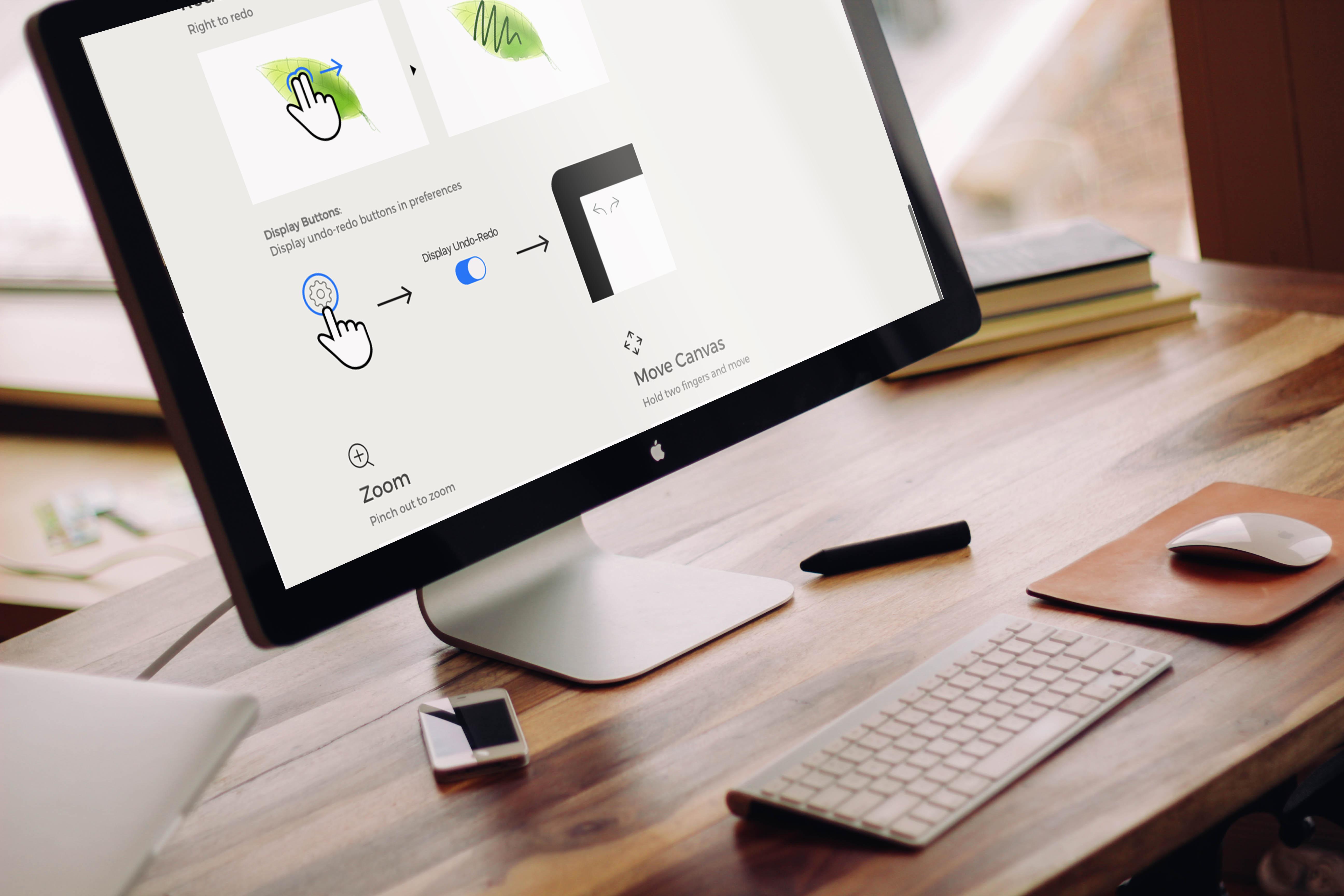 Help Online iPad iMac